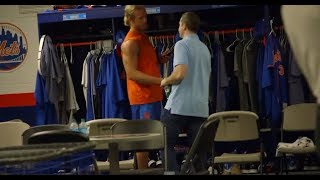 Download Go behind the scenes for a day in the life at Mets spring training! Video