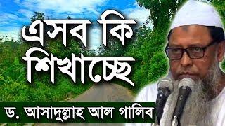 Download Ata Gache Tota Pakhi | আতা গাছে তোতা পাখি | এসব কি শিখাচ্ছে Video