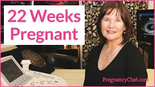Download ″22 Weeks Pregnant″ by PregnancyChat @PregChat Video