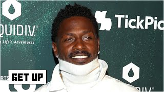 Download Antonio Brown plans to meet with teams at the NFL combine | Get Up Video