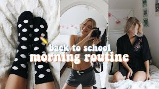 Download BACK TO SCHOOL MORNING ROUTINE | Rebecca Ellie Video