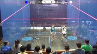Download 2016 Asian Team Championships-Women's Semi Final-HKG3 vs. IND3 Video