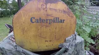 Download Caterpillar D2 #5J1113 Recovery Mission Part 1 - Preparation to Load and Haul Video