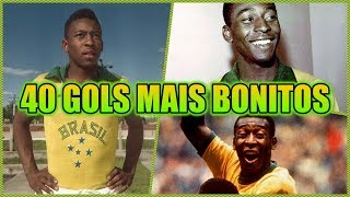Download Pelé • 40 Gols mais bonitos | 40 Greatest goals Video