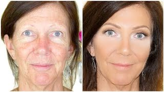 Download Foundation Routine for Mature Skin - Glowing Youthful Skin | Stephanie Lange Video