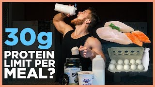 Download How Much Protein Can You Absorb In One Meal? (20g? 30g? 100g?) Video