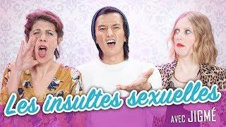 Download Les Insultes Sexuelles (feat. JIGME) - Parlons peu Mais Parlons Video