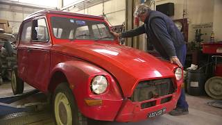 Download Restauro Dyane Atelier 2cv Video