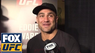 Download Eddie Alvarez explains what he learned from fighting Conor McGregor | UFC 211 Video