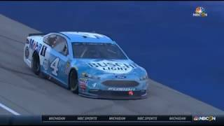 Download Kevin Harvick wins at Michigan (Last laps) - 2018 Consumers Energy 400 Video