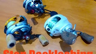 Download Best Way To Stop Birds Nest / Backlash On Baitcaster Reel Forever | Simple Explaination Video