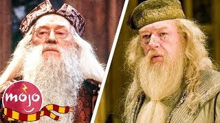 Download Top 10 Harry Potter Actors Who Were Replaced in the Sequels Video