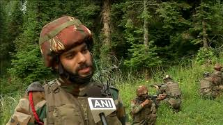 Download Indian Army holds military drill along Kashmir frontier Video