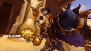 Download #1 JUNKRAT vs OVERWATCH LEAGUE PROS Video