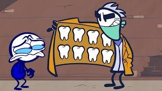 Download Pencilmate Meets The Dastardly Dentist! Video
