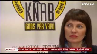 """Download KNAB soda """"Saskaņu"""" par Ušakova un Elbakjana """"Pārgājienu"""" Video"""