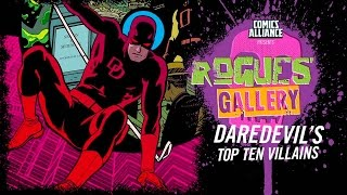 Download 10 Best Daredevil Villains - Rogues' Gallery Video