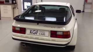 Download A Rare Series One Porsche 924 Turbo Carrera GT Recreation in Impeccable Condition. SOLD! Video