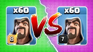 Download LEVEL 8 WIZARDS vs LEVEL 7! THE TRUTH!! - Clash Of Clans - GEM TO MAX LEVEL! Video