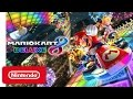 Download Mario Kart 8 Deluxe - Nintendo Switch Presentation 2017 Trailer Video