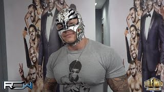 Download Rey Mysterio on WWE Return? ECW Memories, 205 Live & the ROW Video