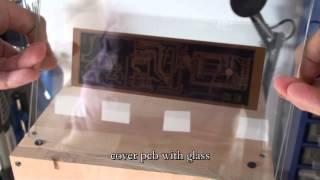 Download Making a PCB with UV exposure Video