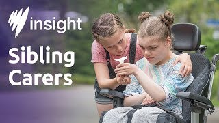 Download What's it like growing up with a sibling with a disability? Video