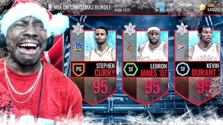 Download OMG GHOST OF CHRISTMAS PACK OPENING & ELITE PRESENTS! NBA Live Mobile 16 Gameplay Ep. 54 Video