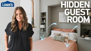Download How to Build a Hidden Guest Room w/ a Murphy Bed Video