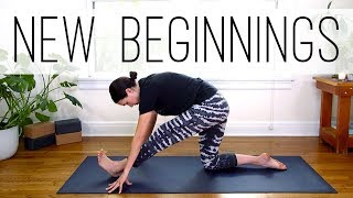 Download Yoga For New Beginnings | Yoga With Adriene Video