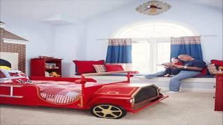 Download اجمل اشكل غرف نوم اطفال على شكل سيارات Video