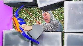 Download NERF Build Your Base Challenge! Video