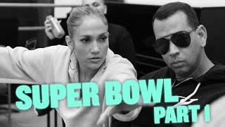 Download HOW JENNIFER CREATED A SUPER BOWL HALFTIME SHOW PART 1 | BTS SUPER BOWL VLOG W/ ALEX RODRIGUEZ Video