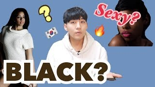 Download How korean guy think about Black girl? Video