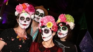 Download Wahaca's Day of the Dead Festival 2015 Video