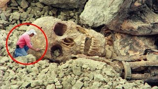 Download Most MYSTERIOUS Discoveries Of Giants! Video