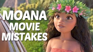 Download 10 Disney Moana MOVIE MISTAKES You Didn't Notice - Moana MISTAKES Video