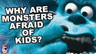 Download Pixar Theory: Why Are Monsters Told Kids Are Toxic? Video