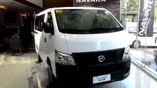Download Nissan Urvan NV350 Review - 18seater Video