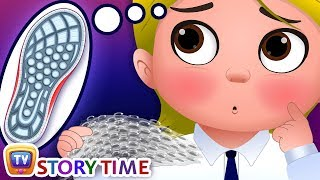 Download The Sensory Journey at School - ChuChuTV Storytime Good Habits Bedtime Stories for Kids Video