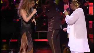 Download mariah carey and aretha franklin-duet-divas live.avi Video