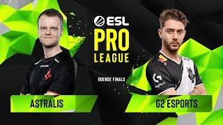 Download CS:GO - Astralis vs. G2 Esports [Inferno] Map 2 - Group B - ESL Pro League Season 10 Finals Video
