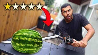Download I Bought The WORST Rated WEAPONS On Amazon!! (1 STAR) Video