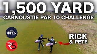 Download THE 1,500 YARD PAR 10 - CARNOUSTIE CHALLENGE Video