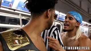Download WWE Subway Royal Rumble Video