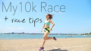 Download My 10k Race & Racing Tips Video
