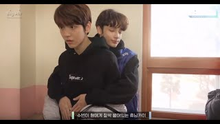 Download TXT being cute with each other (hugs, kisses, cute moments) Video
