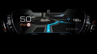 Download Peugeot i-Cockpit Nuova grafica Video
