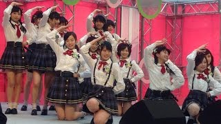 Download 20150324 チーム8(팀8) 日テレPON祭り全編 in汐留日本テレビ(東京都) 혼다히토미 &시타오미우 Video