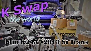 Download K Swap the World Part 1 EM1 JDM 24 with 2012-15 Si LSD Video